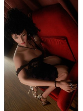 Love sex doll en silicone - Farah - 162cm