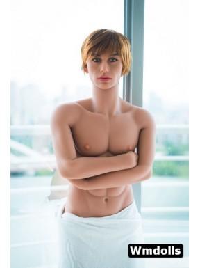 Male Doll en silicone/TPE Matteo - 140 cm