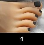 1 - Noir