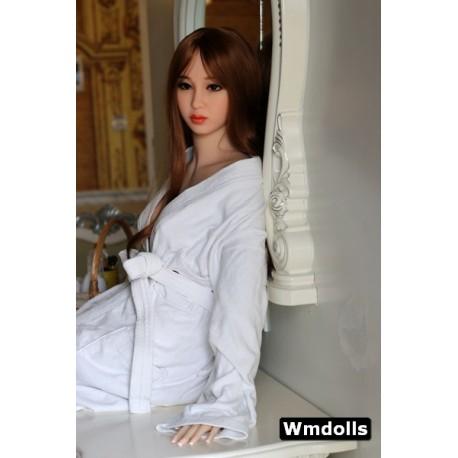 Real doll Femme réelle en TPE Heather - 153cm