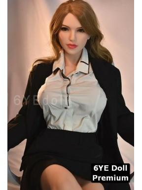 Poupée Love doll caucasienne - Suzie - 165cm