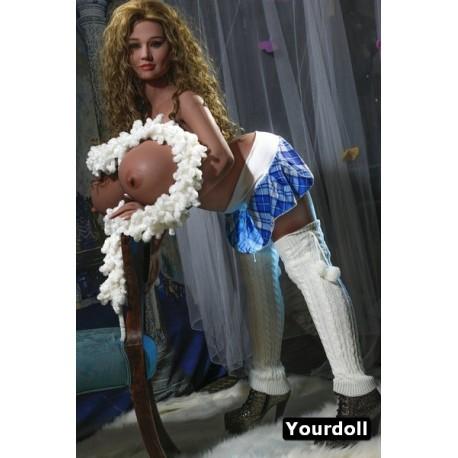 Mannequin Sex doll poitrine géante - Floria - 150cm