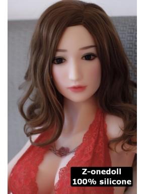 Love doll réaliste en silicone - Caitline - 150cm