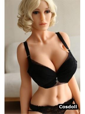 Grande Real doll caucasienne en TPE - Aby - 168cm