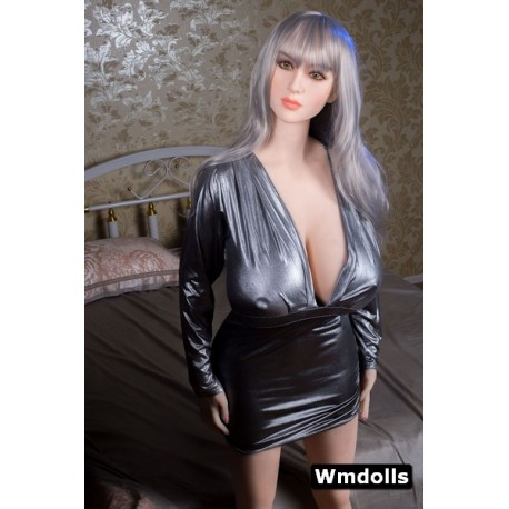 Compagne exceptionnelle Real Doll - Rose - 167cm