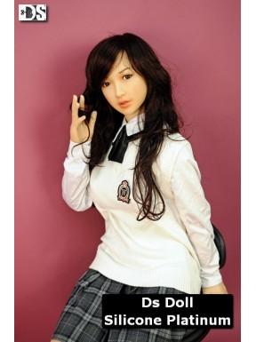 L'étudiante nymphomane DS DOLL en silicone - 160cm - Jiayi