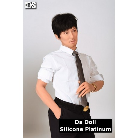 Poupée silicone Homme - DS DOLL - 170cm - Herman