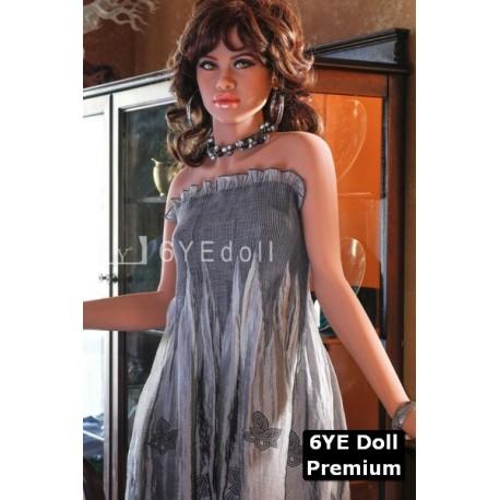 L'exigeante - Love doll Premium - Aretha - 166cm