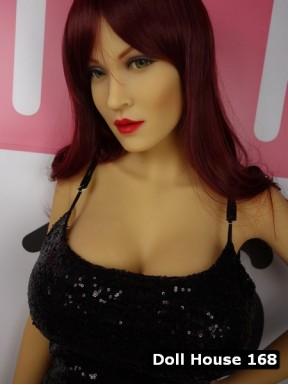 La mystérieuse femme fatale - Megan - 161cm Plus