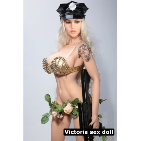 La beauté tribale - Victoria sex doll - Catherine - 150cm