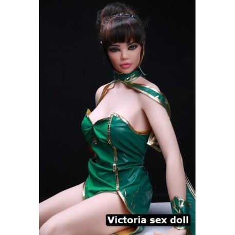 La femme noble - Sexbot en TPE - Crystal - 158cm