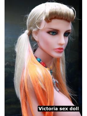 La fashion victim - Poupée taille réelle en TPE - Adèle - 165cm
