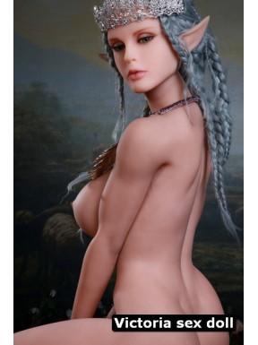 La reine de beauté - Poupée elfique pour adulte - Anna - 165cm