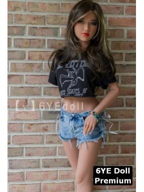 Le modèle féminin - Poupée TPE Premium - Evita - 150cm