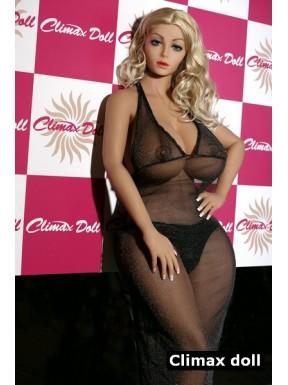 Modèle lingerie - Grosses fesses - Amanda - 155cm