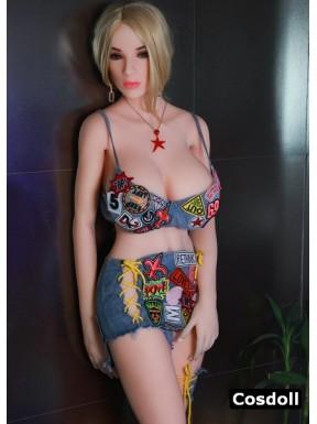 La poupée fashion et grandeur nature - Cosdoll - Lydia - 158cm
