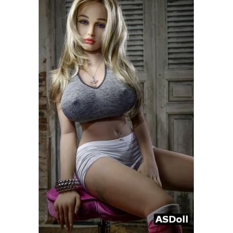 La compagne idéale en TPE - AsDoll - Crystal - 163cm