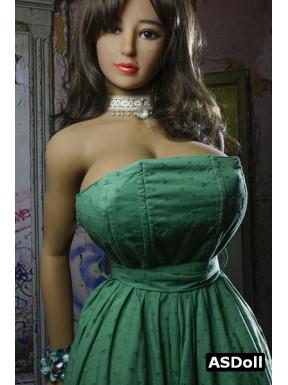 ASDoll - Poupée sexuelle de luxe - Janice - 153cm