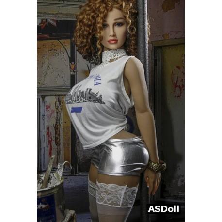 La barmaid sexy - Poupée haut de gamme - Miriam - 153cm