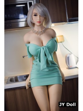 Grand mannequin réaliste à grosse poitrine - Elle - 170cm