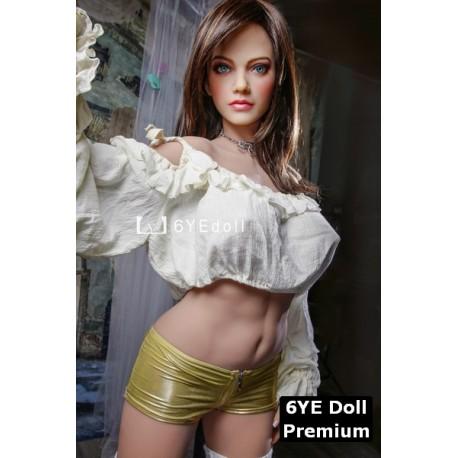 Poupée Sex doll sensuelle en TPE - Lolita - 161cm E-CUP