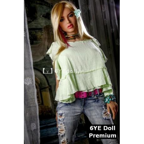 Love doll aguicheuse en TPE - Corine - 161cm E-CUP