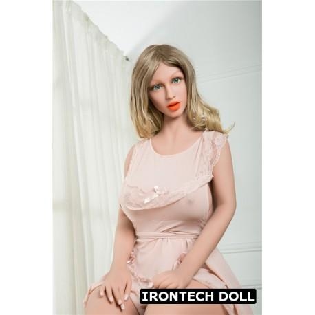 Poupée réaliste et articulée IronTech Doll - Anna - 160cm