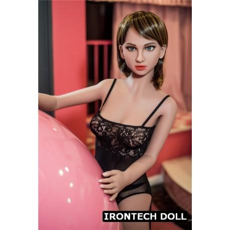 La beauté sophistiquée - Sex doll IRONTECH DOLL - Lora - 155cm
