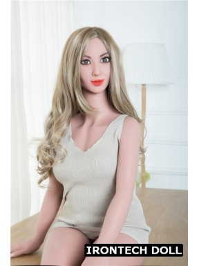 Real doll IRONTECH DOLL en TPE - Sandra - 142cm