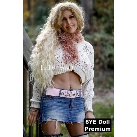 SexDoll 6YE DOLL Premium - Gayle - 161cm E-CUP
