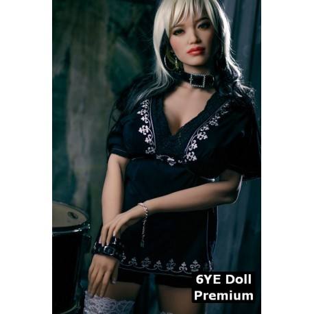Real doll 6YE DOLL Premium - Darcy - 161cm E-CUP