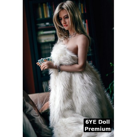Sex doll 6YE Premium de prestige - Meryl - 161cm E-CUP