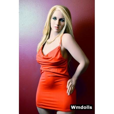 Femme modelée Fitness par WM DOLL - Charlene - 156cm B-CUP