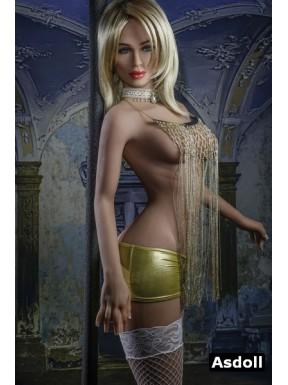 Love doll articulée pour sexe réel - Stacy - 168cm
