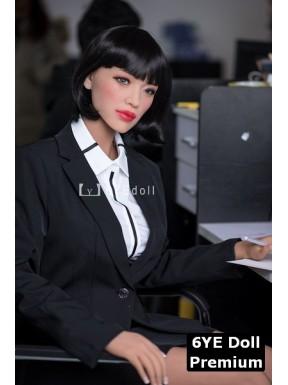 La secrétaire dévouée - 6YE Premium - Alizée - 165cm