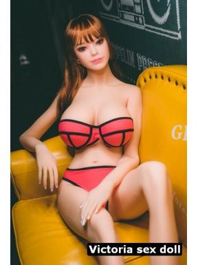 Sex doll de luxe en TPE - Sookie - 168cm