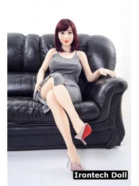 Poupée femme taille humaine TPE - Jennifer - 160cm