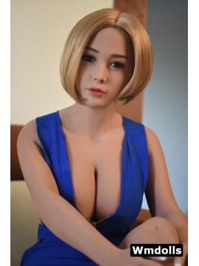 Poupée Wm doll en TPE Violetta - 161cm