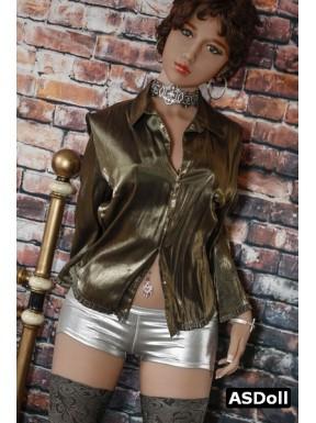 Doll ultra réaliste pour sexe en TPE - Ethel- 168cm