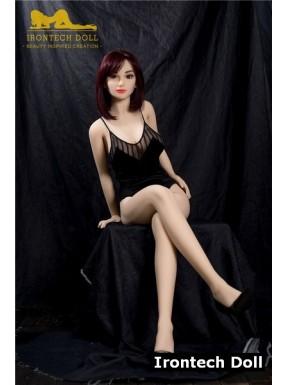 Poupée réaliste aux petites fesses - Hellen - 157cm