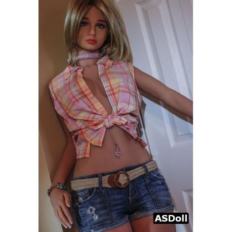 Poupée sexuelle ASDoll en TPE - Kalista - 168cm