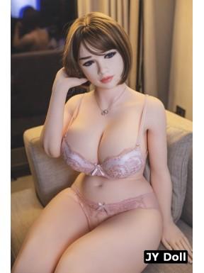 Femme potelée - JY DOLL FAT en TPE - Linda - 162cm