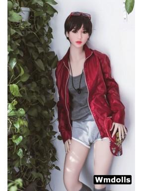 Poupée sexuelle Wm doll peau claire en TPE - Miranda - 166cm