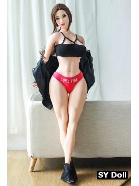 Poupée SY Doll aux seins ultra réalistes - Mindy - 169cm