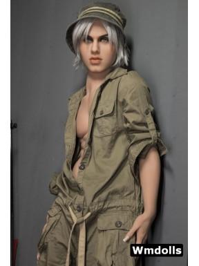 Poupée réaliste masculine en TPE - Patrick - 160cm