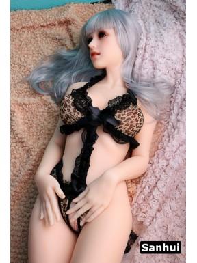Sanhui Doll en silicone Platinum - Emmie - 160cm