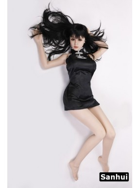 Real sexy doll Sanhui en silicone - Liza - 158cm