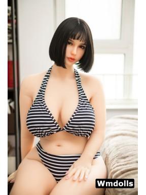 WM Doll à la silhouette pulpeuse en TPE - Annick - 168cm
