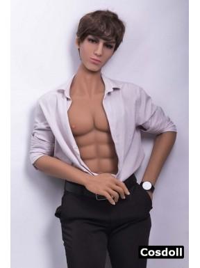 Poupée sexuelle réaliste Homme - Boby - 165cm