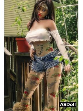 Grande poupée sexy en TPE - Asdoll - Reese - 170cm
